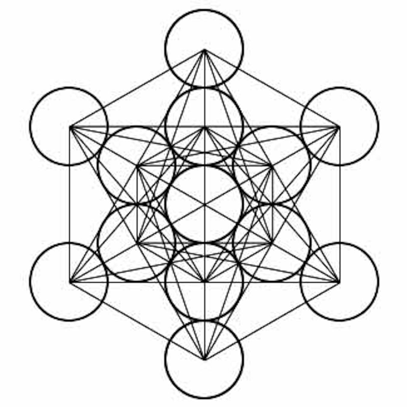 Metatron s Cube Hidden Meaning and Value in Media